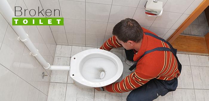 broken-toilet repair Melbourne