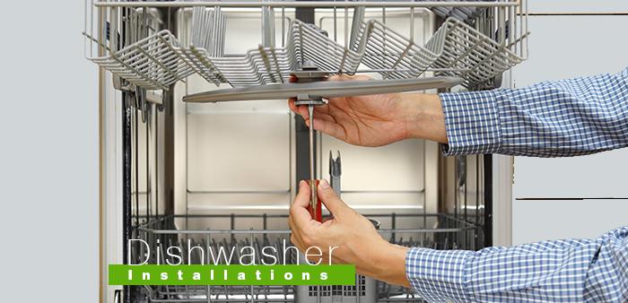 Dishwasher installation Melbourne, Victoria